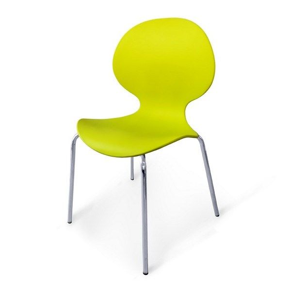 Фото Стул Bary SHF-008-L (PC-008 Green) Lemon в Москве